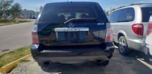 2005 ACURA MDX WITH A LOW KM MOTOR  with  85000km  on engine