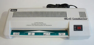 ibico GL-9 Mid-Size Laminator Home/Office/School/Hobby