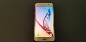 SAMSUNG GALAXY S6 COMME NEUF