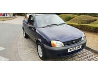 cheap run around 2000 Ford Fiesta 1.25i 16v Zetec - 6 service stamps