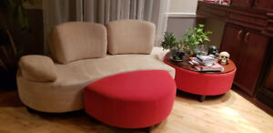 Loveseat/2 Place Couch