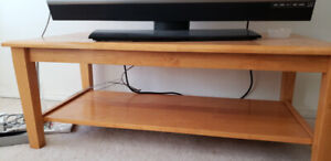 Moving sale- TV stand in great condition