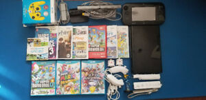 WII U - sell as BUNDLE ONLY - $350