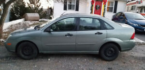 Ford Focus low kms! 2005