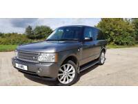 2008 Land Rover Range Rover 3.6 TD V8 Vogue 5dr Full Service History