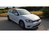 2017 Volkswagen GOLF SE NAVIGATION TSI BLUEMOTION TECHNOLOGY DSG Automatic Hatch