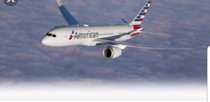 Three American Airlines Vouchers