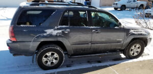 2005 Toyota 4Runner Limited 4X4 Sport LEATHER