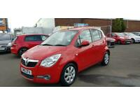 Vauxhall Agila 1.2i AUTOMATIC 27K MILES Design 3 MONTH WARRANTY YEAR MOT