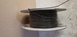 T90 Single Stranded Wire spools