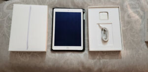 Ipad air 2 128gb with case