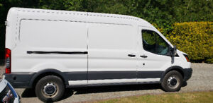 2015 Ford Transit 2500 high top for sale.