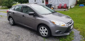 2014 Ford Focus Sedan Manual