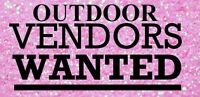 OUTDOOR VENDORS WANTED FOR VENDOR SHOW BELLEVILLE