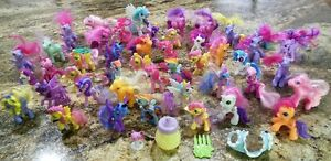 HUGE LOT OF 45 MY LITTLE PONY TOY FIGURES