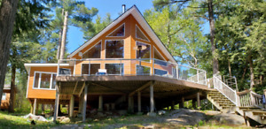 Luxury Island Cottage for rent
