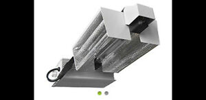 Grow Light Sunstream Double Ended 1000 watts hps .hydroponique