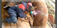 Certified welder for small or big jobs 647 705 9897