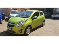 2011 61 Chevrolet Spark LS - 1.2 - Low Mileage - £30 Road Tax - 3 Month Warranty
