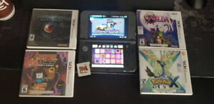 """Selling """"New Nintendo 3DS XL"""" - slightly used - 250 OBO"""