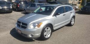 CERTIFIED only 125k 2008 Dodge Caliber SXT $2999
