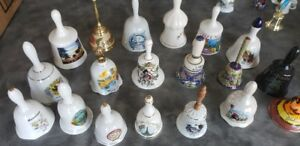 40  Year Bell Collection for sale