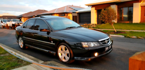 Holden vy calais 2003 series 2 v6 sunroof