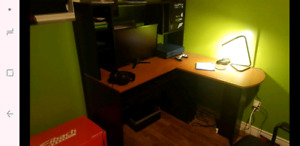 L shape desk for sale