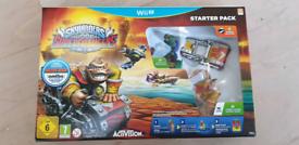 Skylanders Superchargers Starter Pack for WiiU