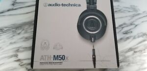 AUDIO-TECHNICA ATH-M50X (LIKE NEW) $125 (902) 717 7177