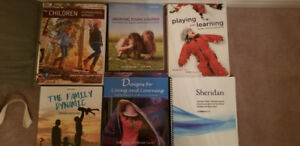 All 6 books for $345.00