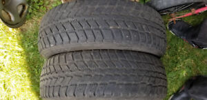 2x WeatherMax Arctic Winter WS321 195/65r15