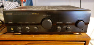 Kenwood 2 Channel Amp