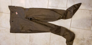 RED BALL STOCKING FOOT FISHING CHEST WADERS BRAND NEW LARGE/XL