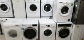 washing machine fridgefreezer washer dryer and electric cooker