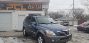 2008 Kia Sorento LX I LEATHER I SUNROOF I 4X4 I HEATED SEATS