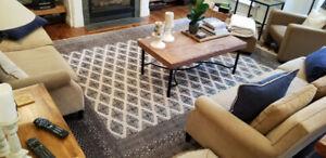 Oversized Persian Carpet