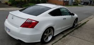 08 HONDA ACCORD COUPE