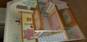 Barbie Doll House like new $30