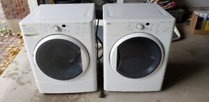 Washing and Dryer Machine (Laveuse et Secheuse)