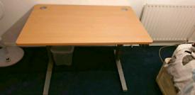 Ergonomical desk