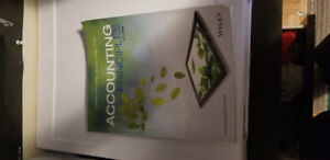 Accounting Principles Volume 1 Seventh Canadian Edition 9/10