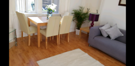 2 double Bedroom refurbished furnished flat to rent