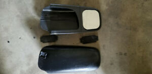 trailer tow mirrors, older Ford