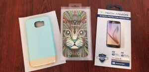 Samsung Galaxy S6 Cases and Screen Protector