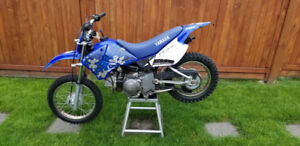 2006 Yamaha TTR90 dirt bike for sale