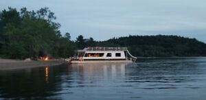 Myacht Houseboat 48 foot