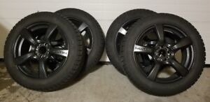 "18 "" Winter Tire and Rim for 2015 Jeep Cherokee"