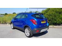 2016 Vauxhall MOKKA EXCLUSIV S/S Manual Hatchback