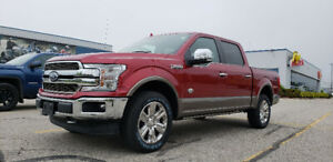 2018 Ford F150 King Ranch - LEASE TAKEOVER